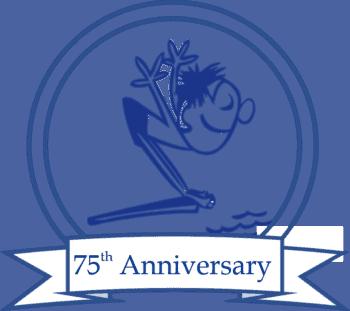 Camp Monahan 75th Anniversary logo