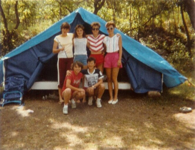 camp monahan CITs in the 80s