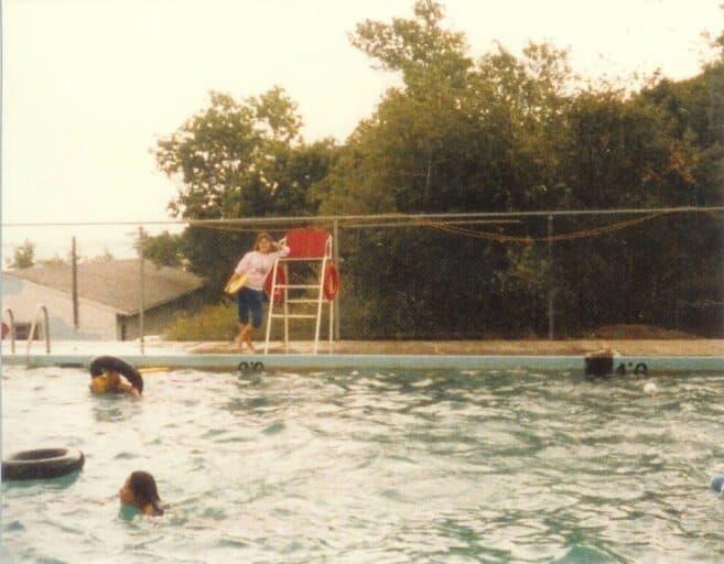camp monahan pool