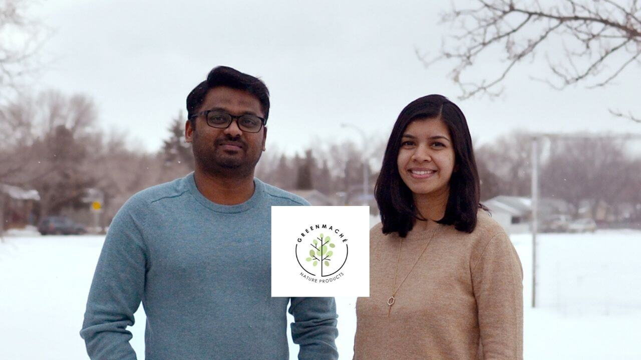 Ep. 41 with Richard Arockiasamy and Sanjana Kumta of GreenMaché