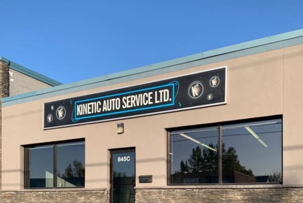 Kinetic Auto Service