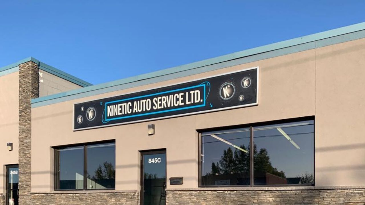 Ep. 50 Erin Vaughan from Kinetic Auto Service
