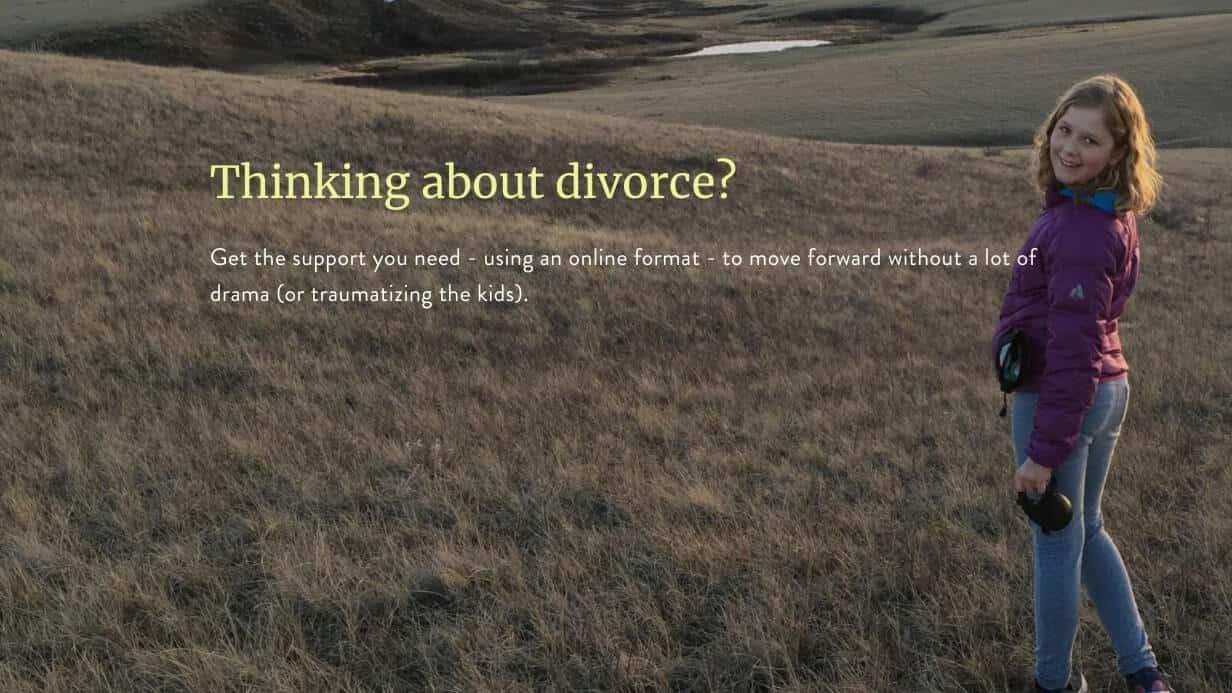 Ep. 51 with Kim Korven from The Gentle Way Divorce