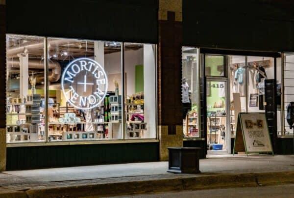 Mortise & Tenon Store