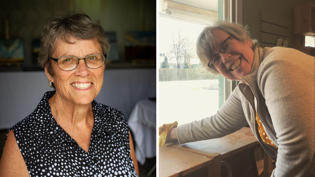 Ep. 78 with Janet Akre and Susan Robertson from River & Rail ArtVenture